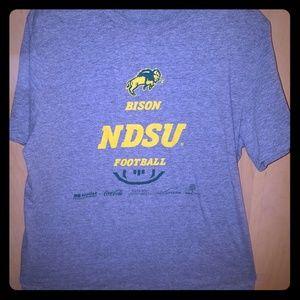 NDSU Bison football Nike tshirt